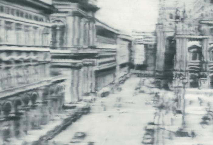 Ismét aukciós rekordot döntött Gerhard Richter