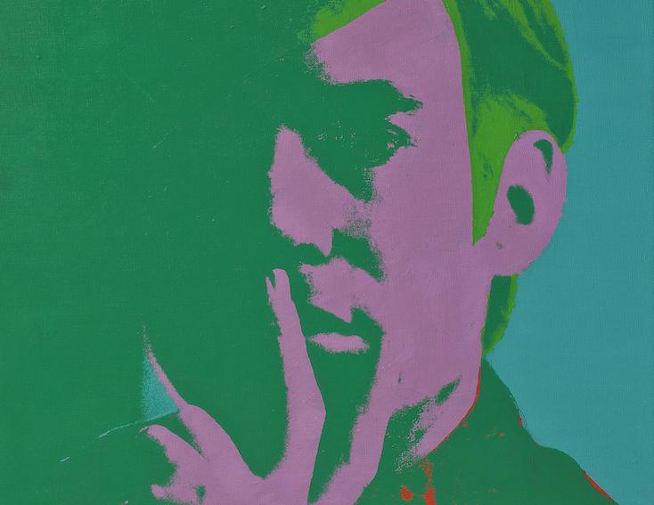 Ismét árverési csúcsdöntés: Andy Warhol