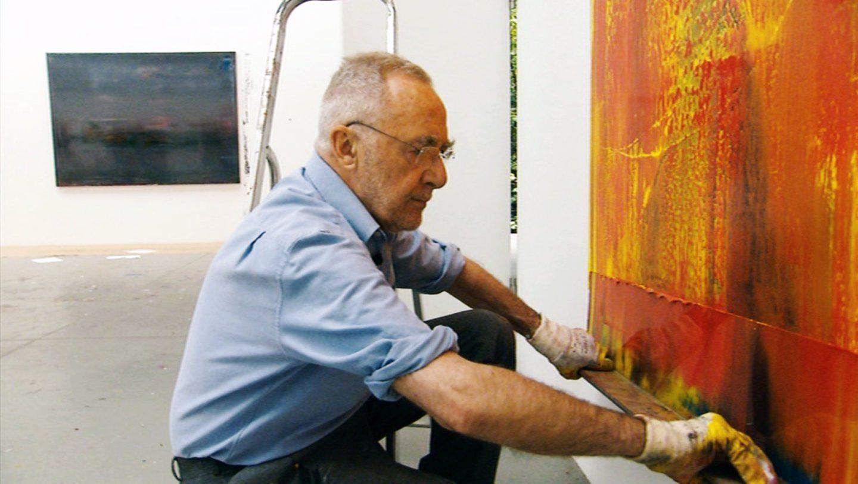 Nem kíméli a kortárs műpiacot Gerhard Richter