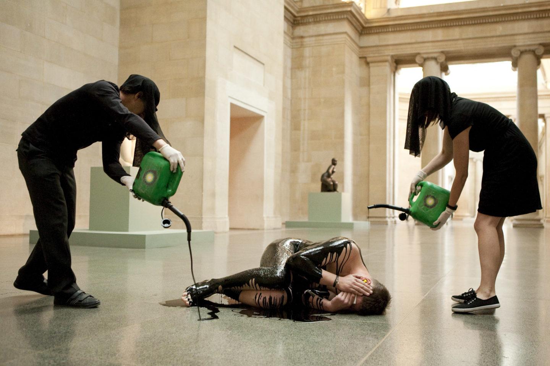 A Tate és az olajbiznisz: a szponzorpénznek nincs szaga?