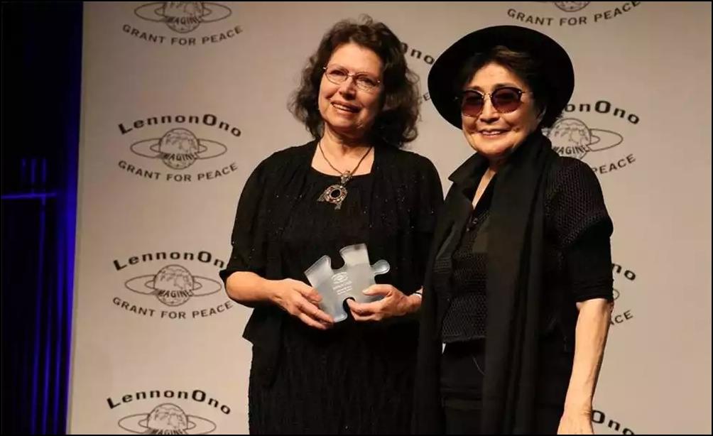 LennonOno Grant For Peace 2016: Ladik Katalin is a díjazottak között
