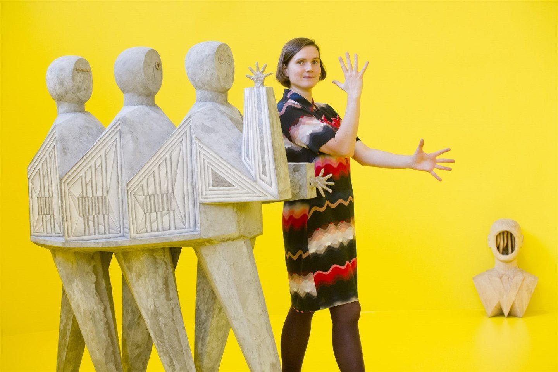 """""""Egy harmincas évekbeli cukortartó volt az inspiráció"""" – Anna Hulačová interjú"""