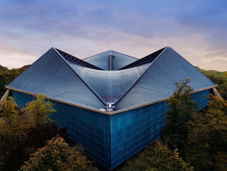 Új kensingtoni csodapalotájában folytatja a londoni Design Museum