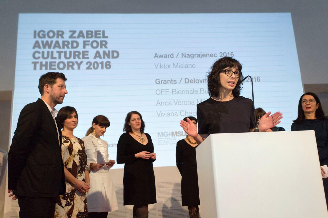 Átadták az Igor Zabel-díjakat, köztük az OFF elismerését is