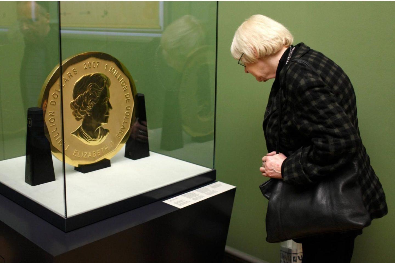 Vakmerő múzeumi lopás tartja lázban Berlint