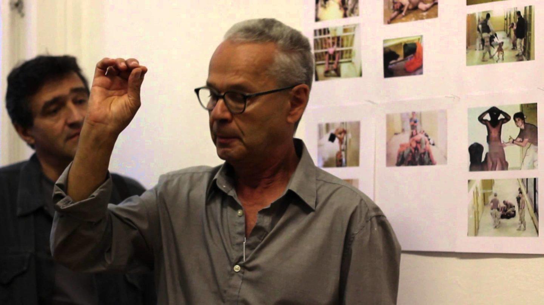 A fogoly – Birkás Ákos kiállítása a Knoll Galériában – videó