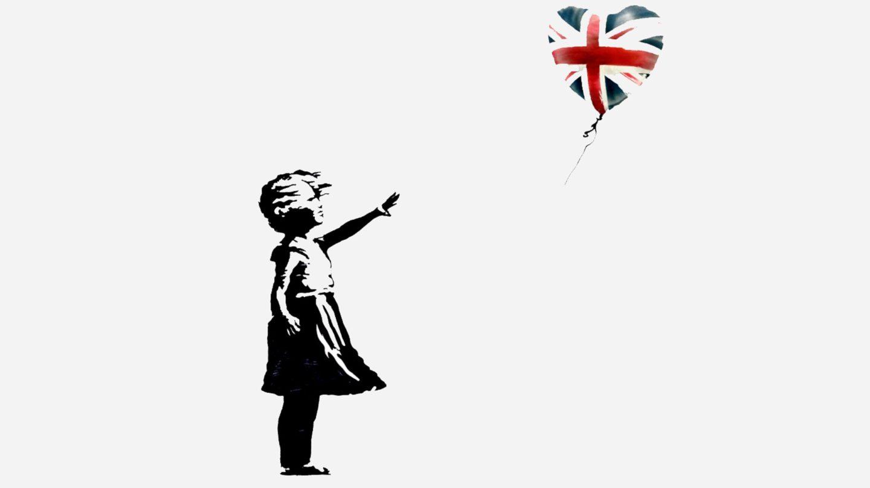 Banksy beszállt a választási kampányba Nagy-Britanniában