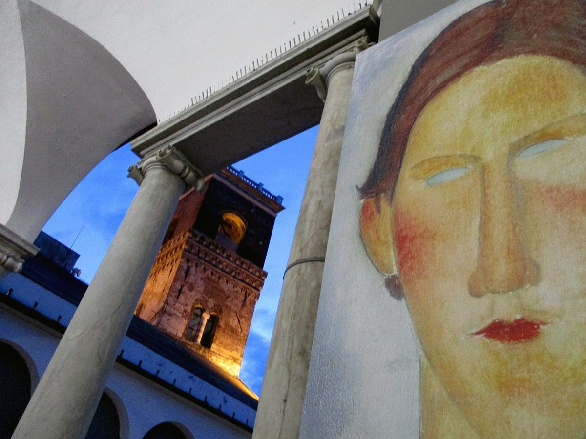 Kínos: tele volt hamisítványokkal a genovai Palazzo Ducale Modigliani-show-ja