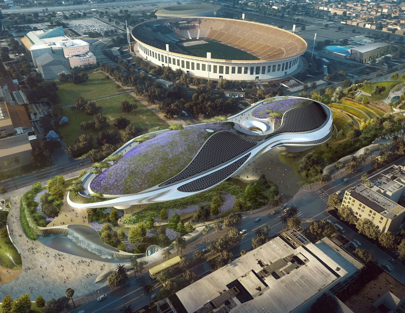 George Lucas magánmúzeumot épít Los Angelesben