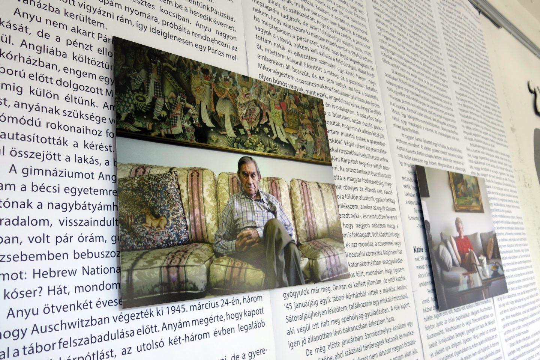 """""""Megtisztelő, hogy elmondták nekem"""" – Interjú Hermann Ildivel"""