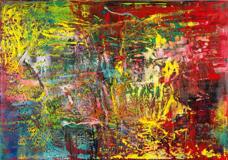 A 85 éves Richter szerint a művészet a remény legszebb megnyilvánulása