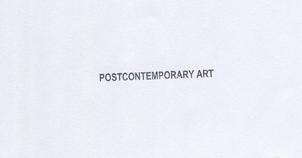 PostContemporary