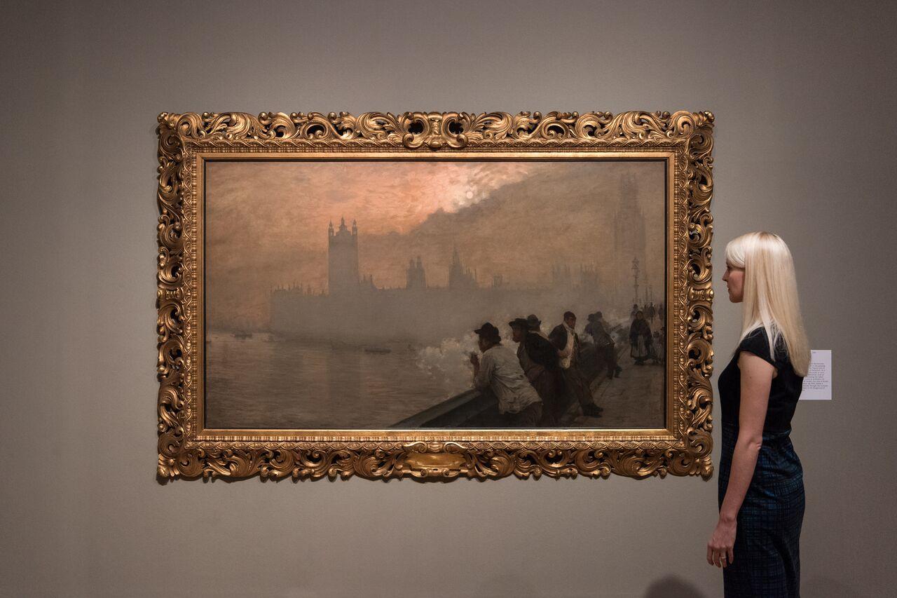 Impresszionisták Londonban – A végén érdemes kezdeni?