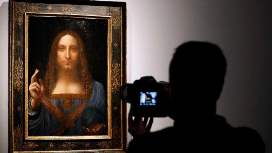 Történelmet írt Leonardo da Vinci és a Christie's