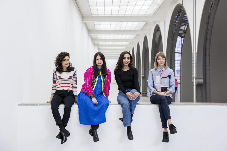 Feszültség kint és bent – Preis der Nationalgalerie 2017
