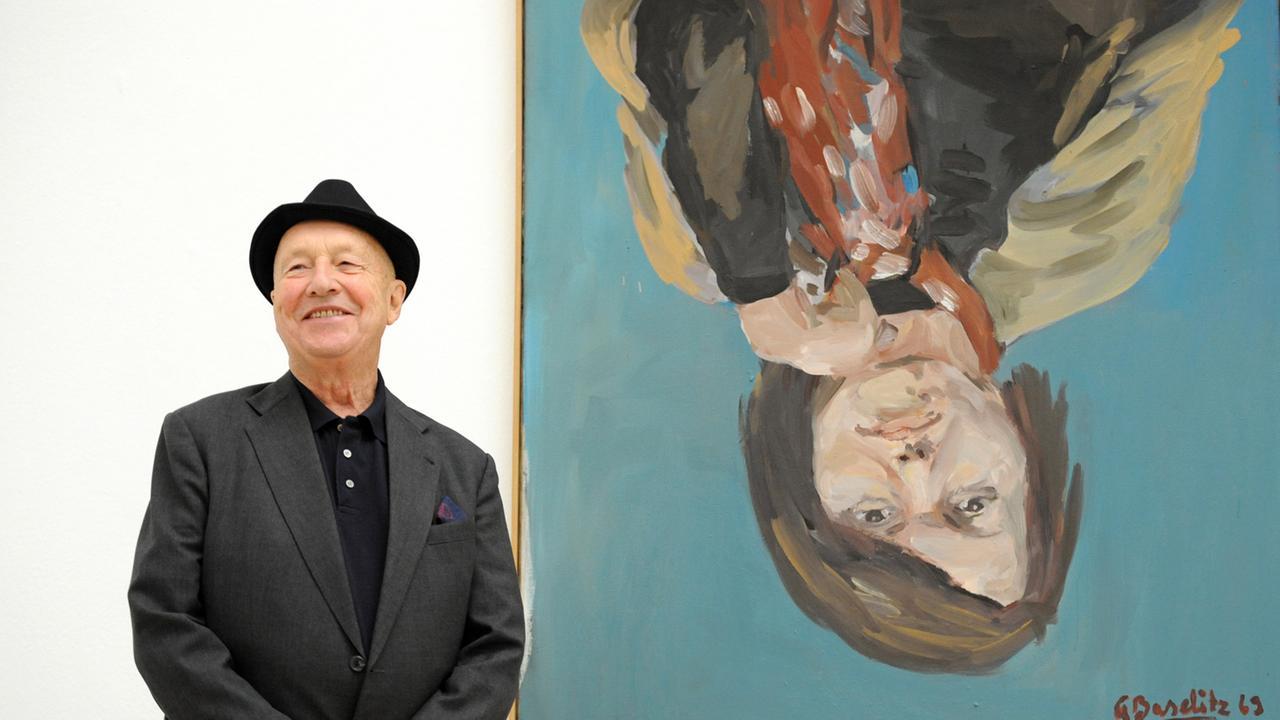 Baselitz-rajongóknak: hat tárlat a mester 80. születésnapjára
