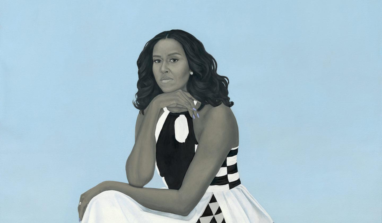 Ezen csemegézik most Amerika: bemutatták a Barack és Michelle Obamáról készült portrékat