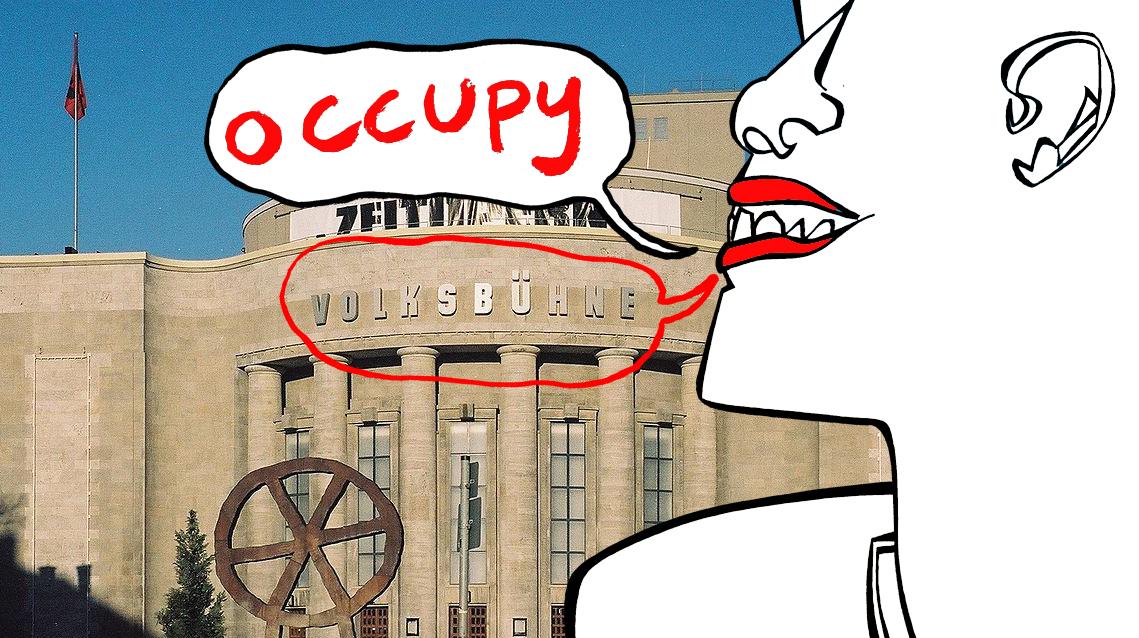 Chris Dercon nem boldogult a berlini Volksbühnével