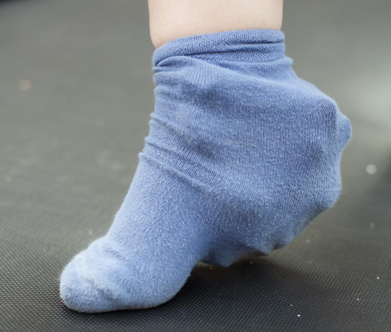 Kövekkel a zokniban