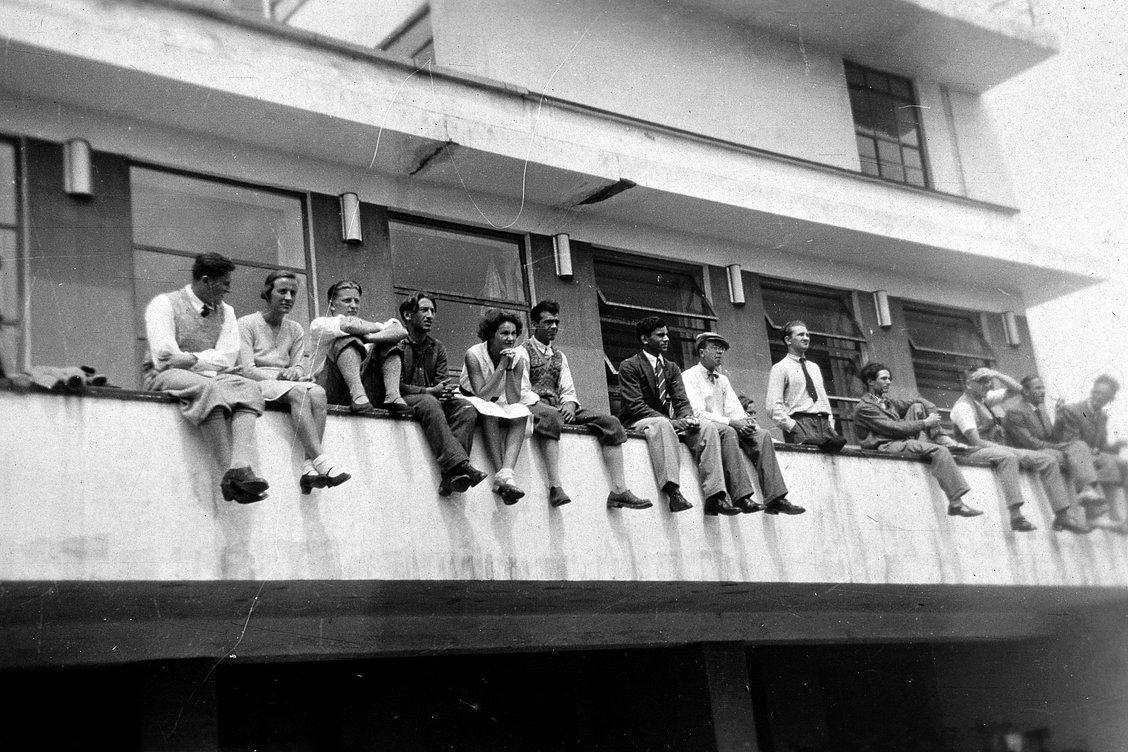 """""""A Bauhaus egykori figurái szétrajzottak a világban"""" – Daniel Hug, Moholy-Nagy László unokája"""
