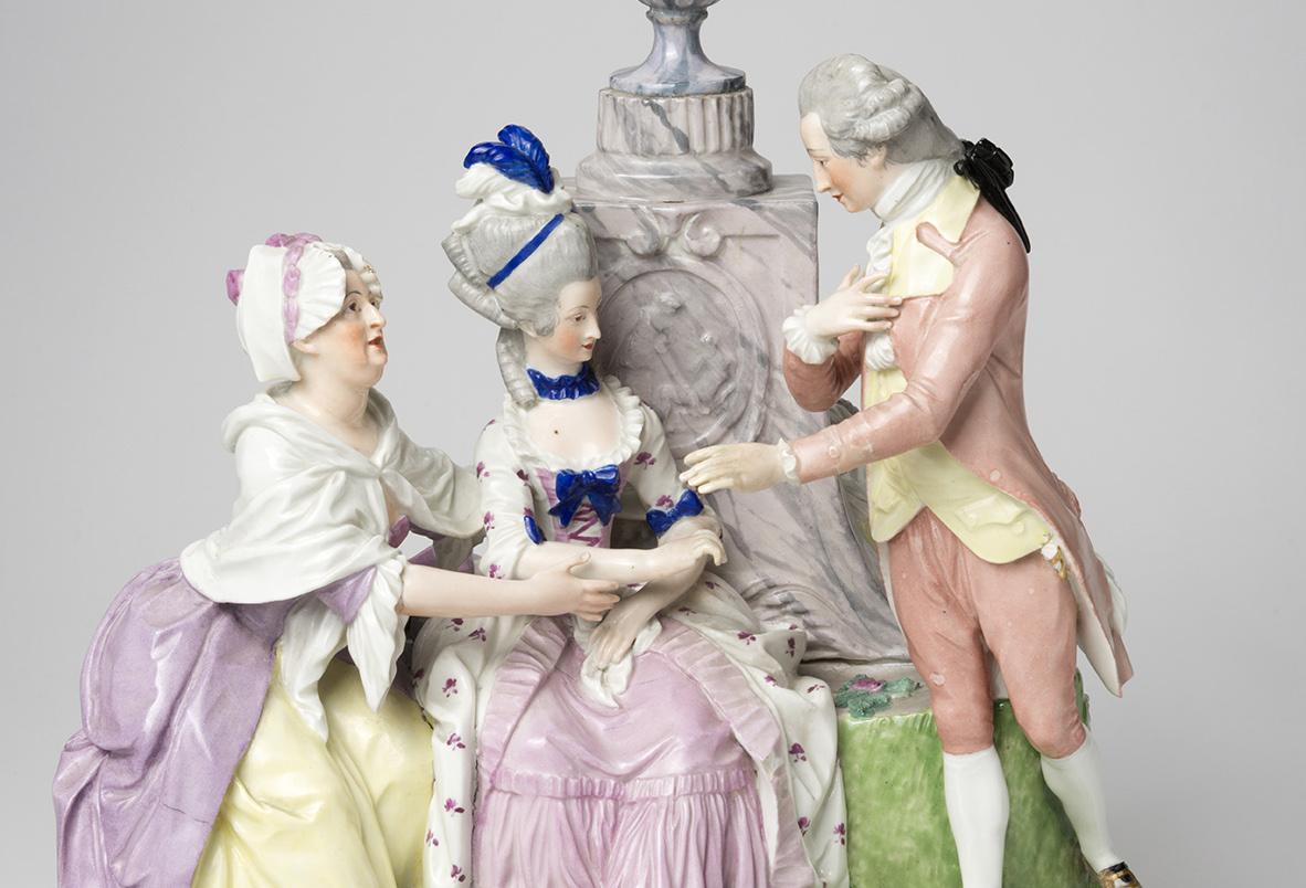 Vigyázat, törékeny! – A bécsi porcelán története a MAK-ban