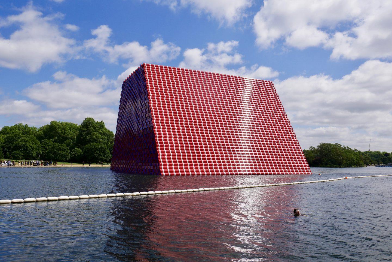 Ötven év után érett be Christo nagy projektje, a Masztaba