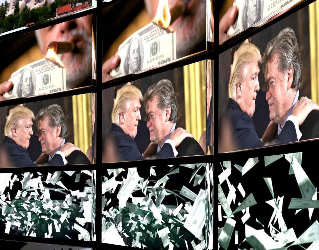 Propagandaművészettől a politikai valóságig. Mit akar Steve Bannon?