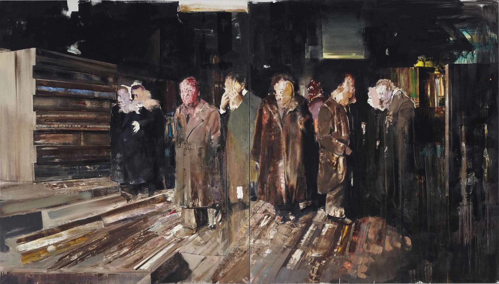 Álomáron kelt el a román művészet ügyeletes világsztárjának festménye