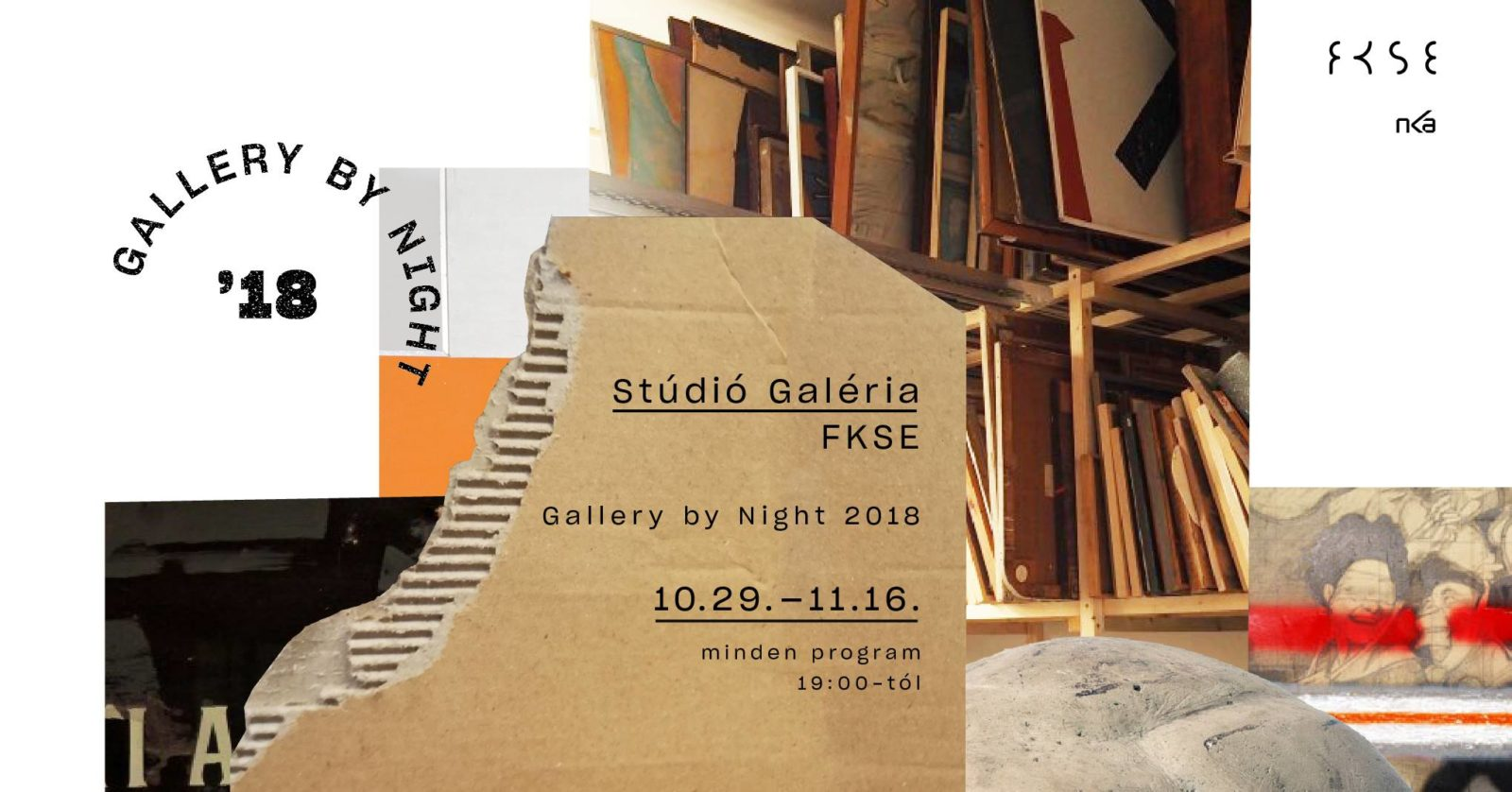 Gallery by Night 2018