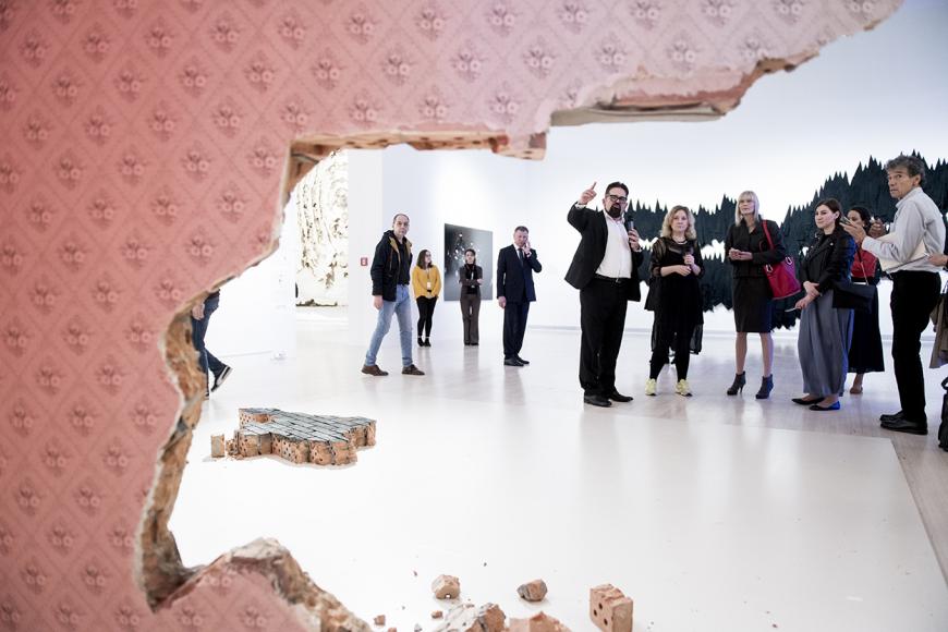 Global Fine Art Awards: illusztris társaságban a budapesti Ludwig Múzeum