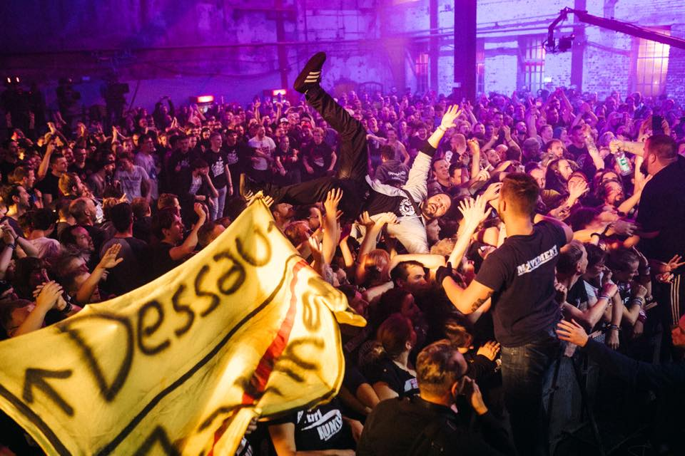 Egy punk-rock banda esete a dessaui Bauhausszal