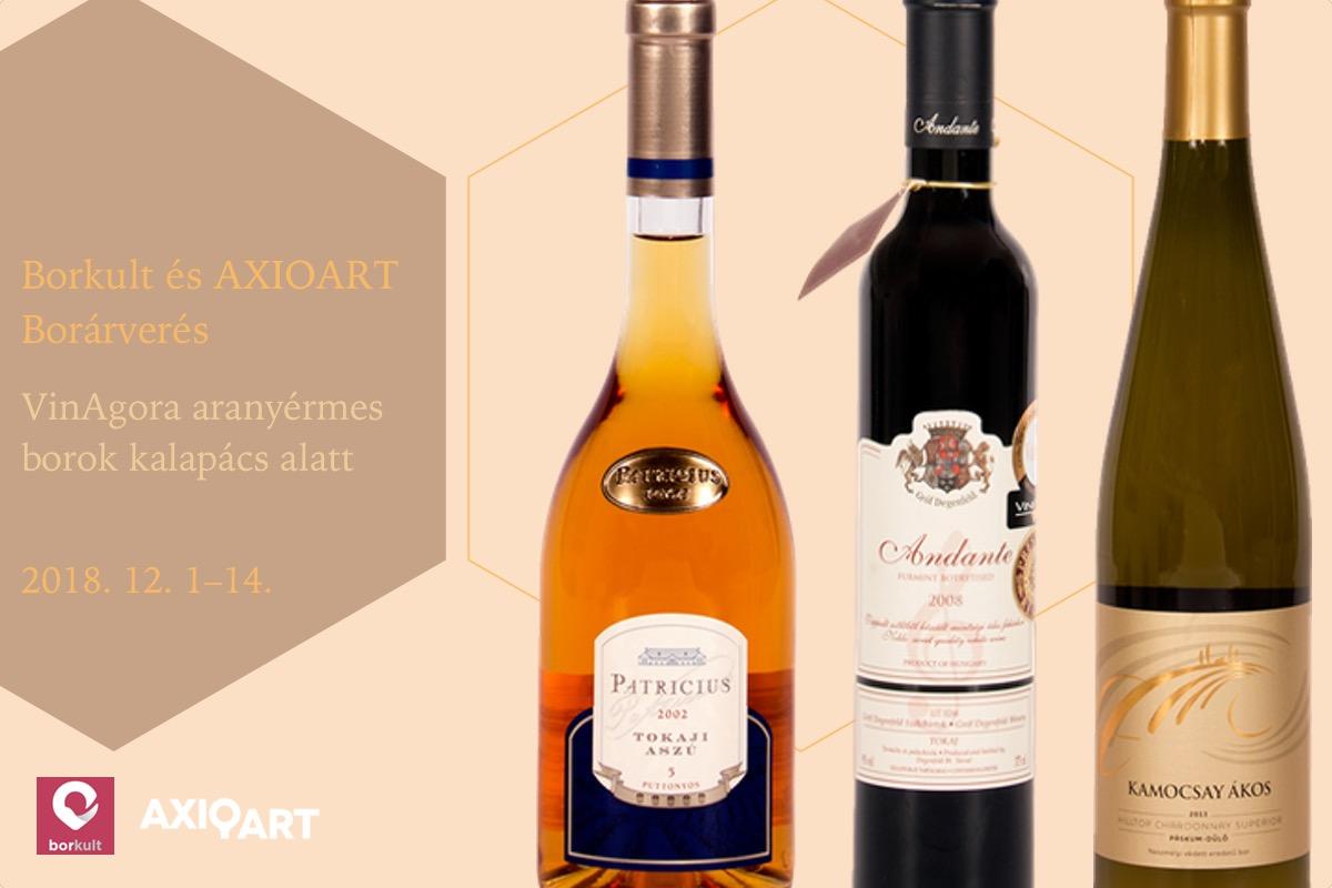 A klasszikus borárverések lehetséges új jövője