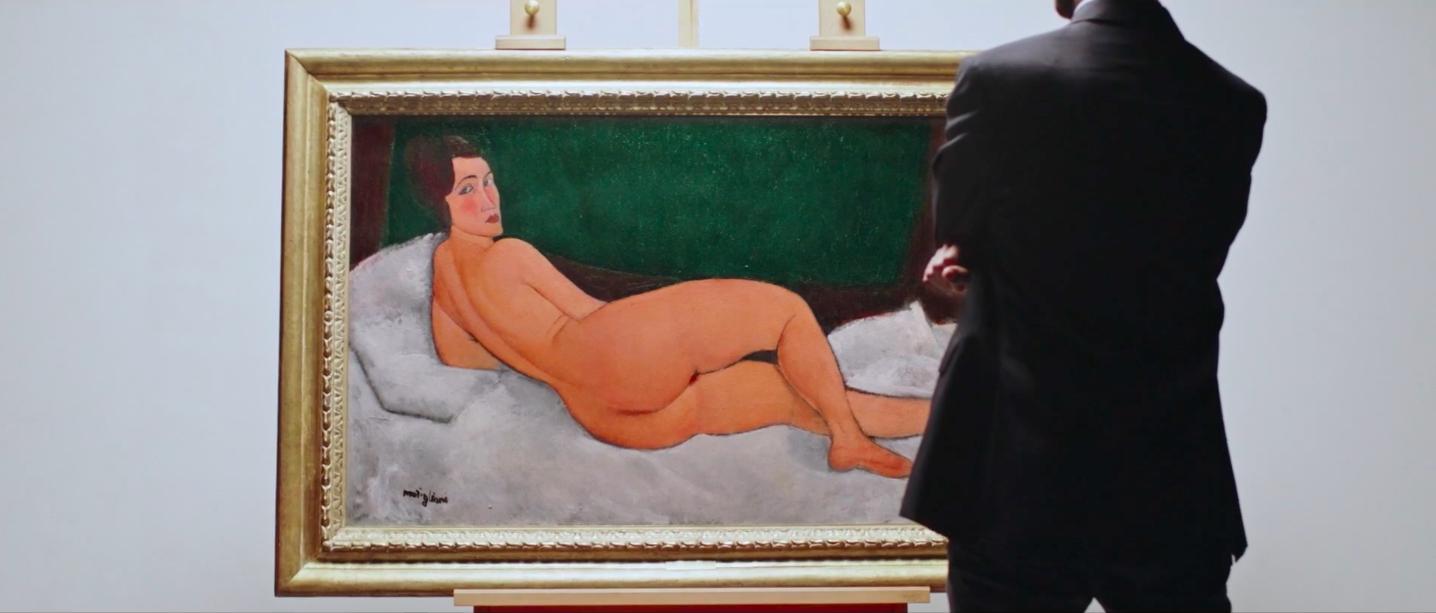 Ezek 2018 legdrágább festményei az aukciós piacon, itthon és külföldön