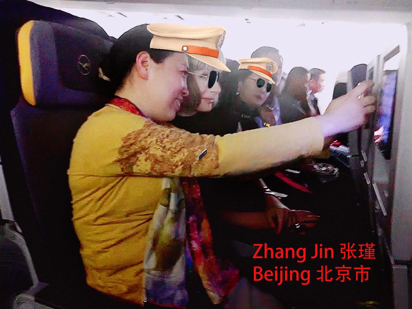 Árnyékutazó Shanghaiban / ShadowTraveler in Shanghai