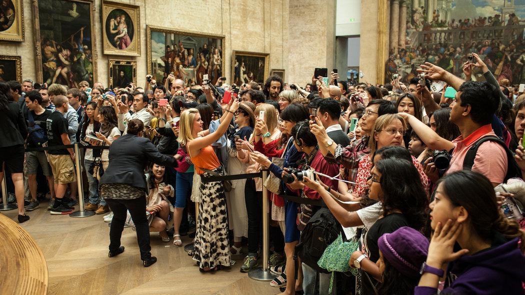 Keményen belehúzott 2018-ban a párizsi Louvre