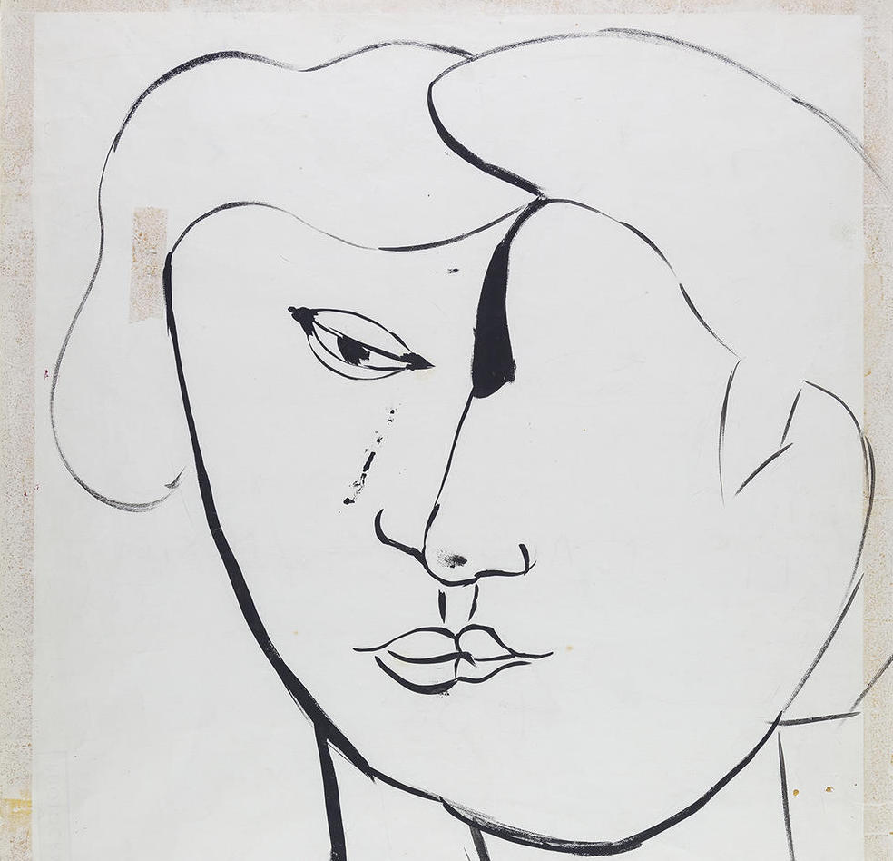 A bolondok művészetétől a pszichopatologikus művészetig – Szent Anna Kórház, Párizs