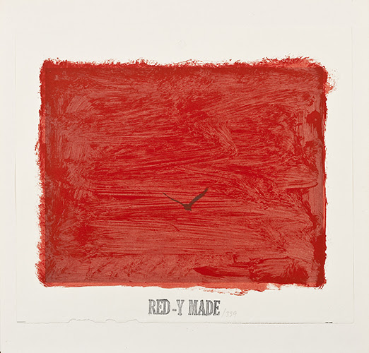 RED-Y MADE / DIALOGUE / LEWIS BALTZ