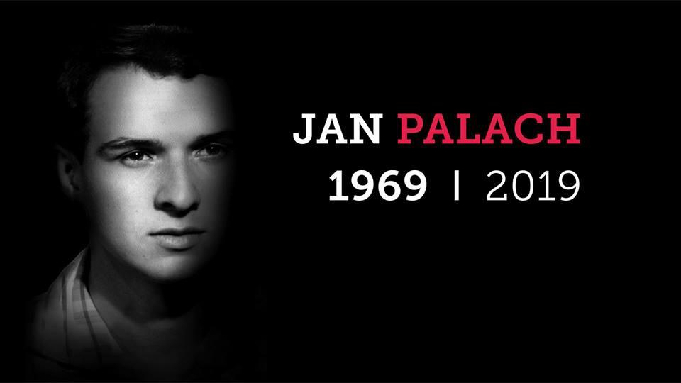 Jan Palach 1969 l 2019