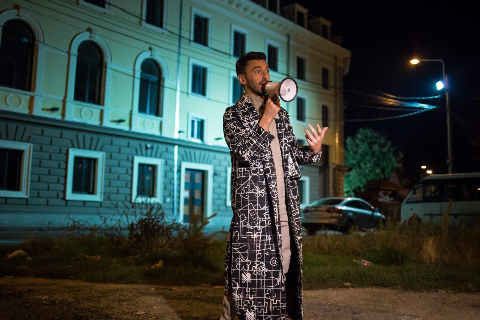 Metafora, tiltakozás, koncepció: performanszművészet Romániában és Moldovában