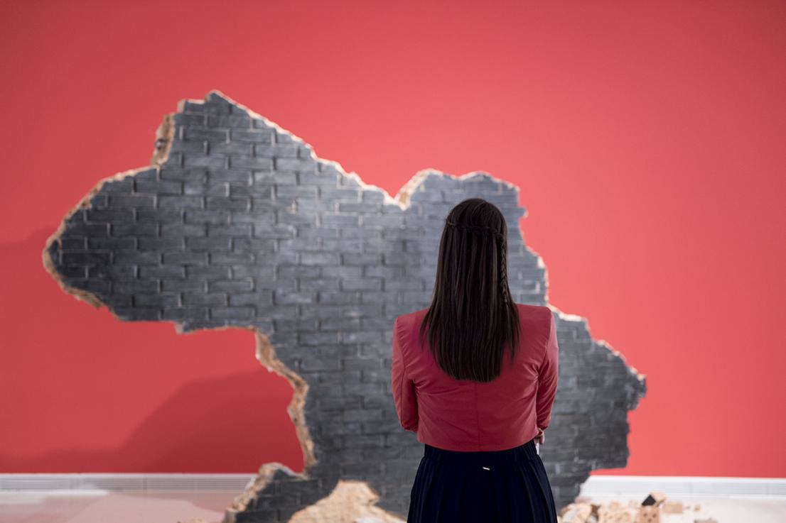 A Ludwig Múzeum kiállítása nyerte a Global Fine Art Awards közönségdíját