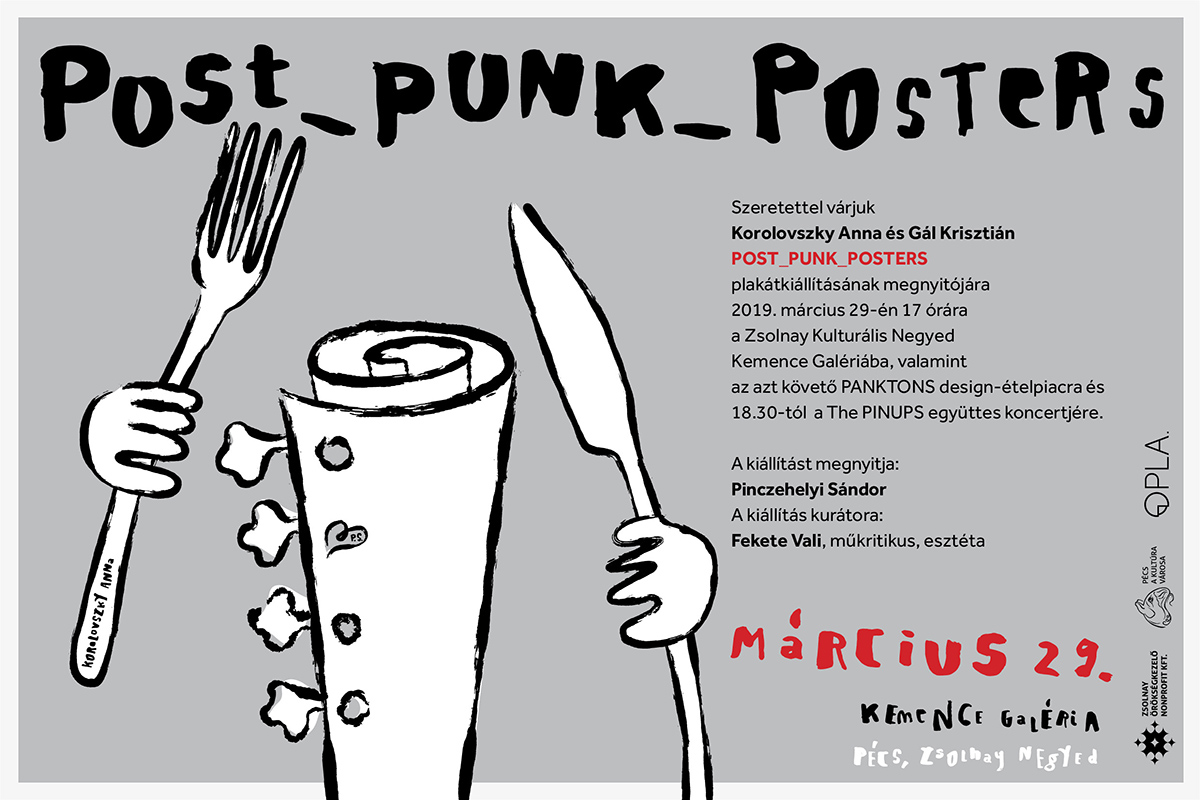 Post Punk Posters