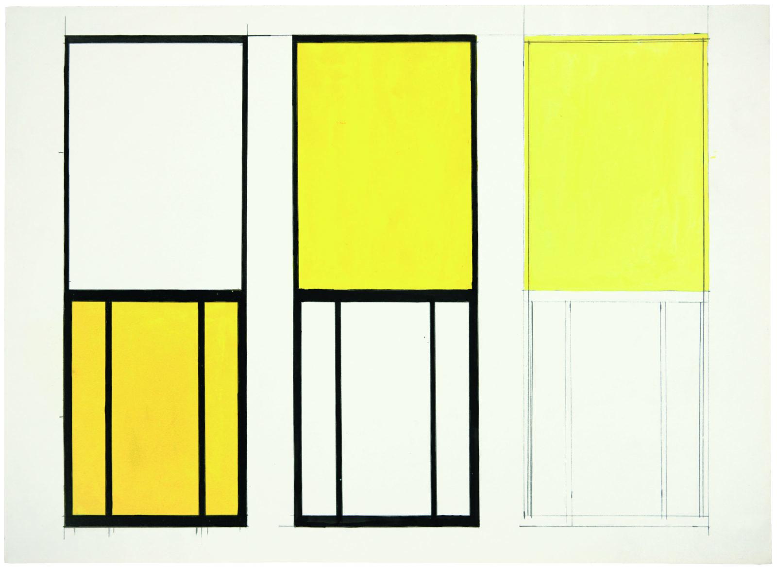 Ez csak egy ablak. Ellsworth Kelly a Pompidouban