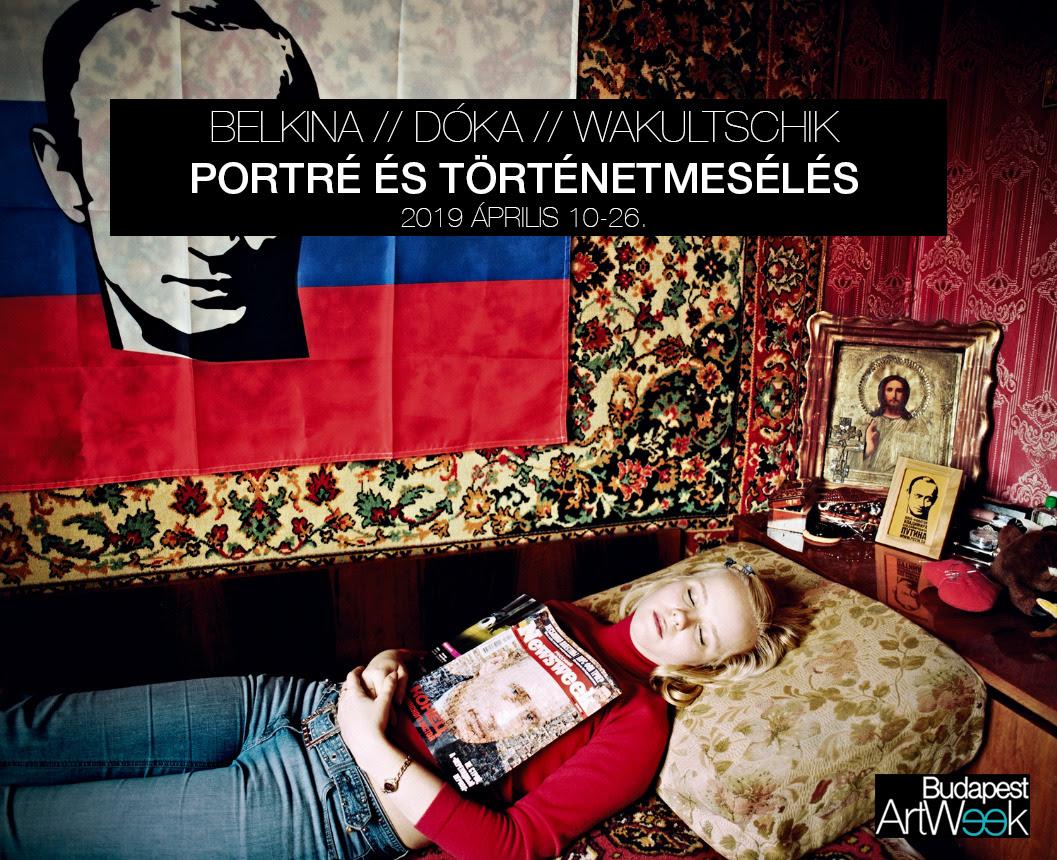 Wakultschik: Portré és történetmesélés