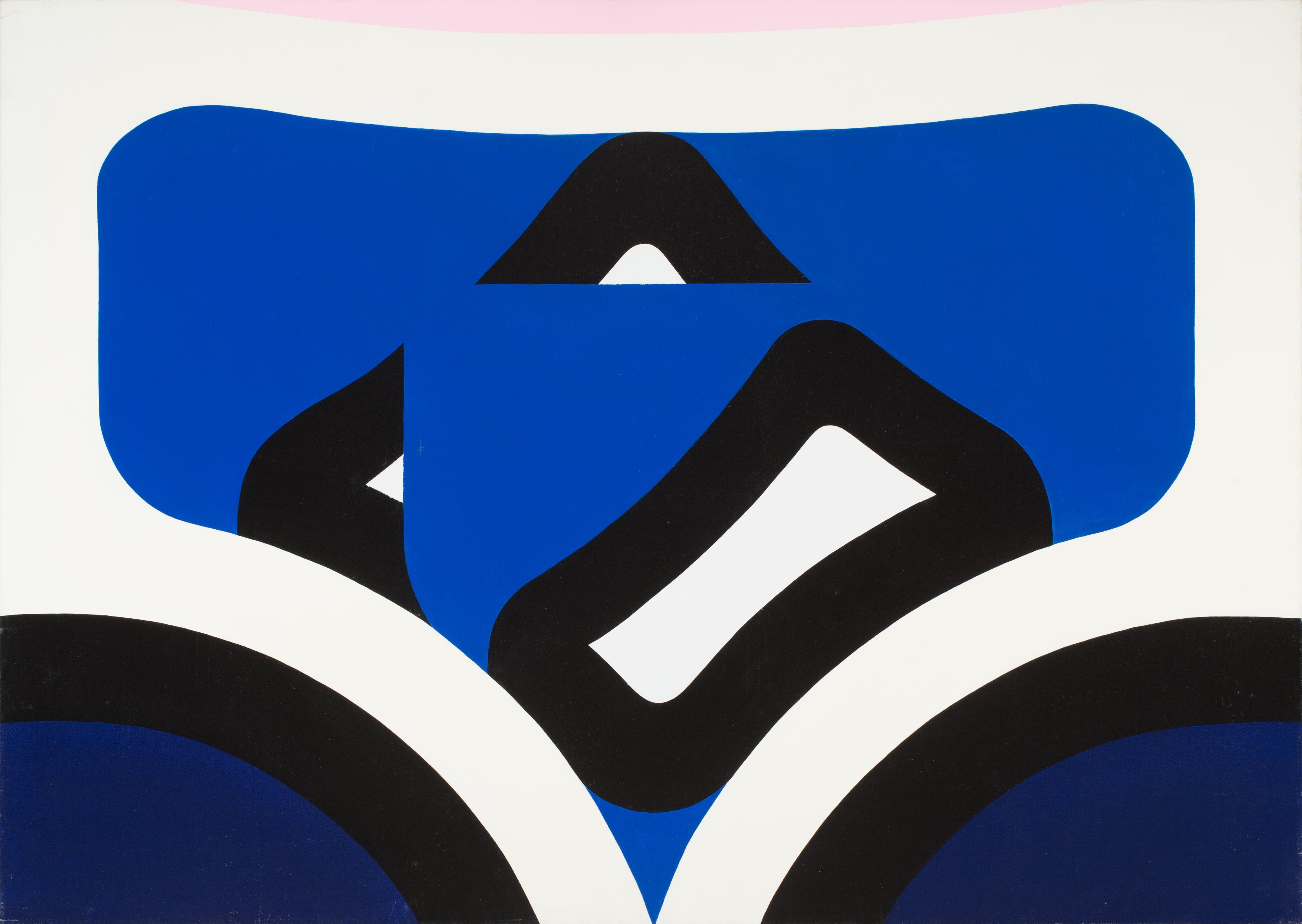 Nádler-mű a párizsi Centre Pompidou állandó kiállításán