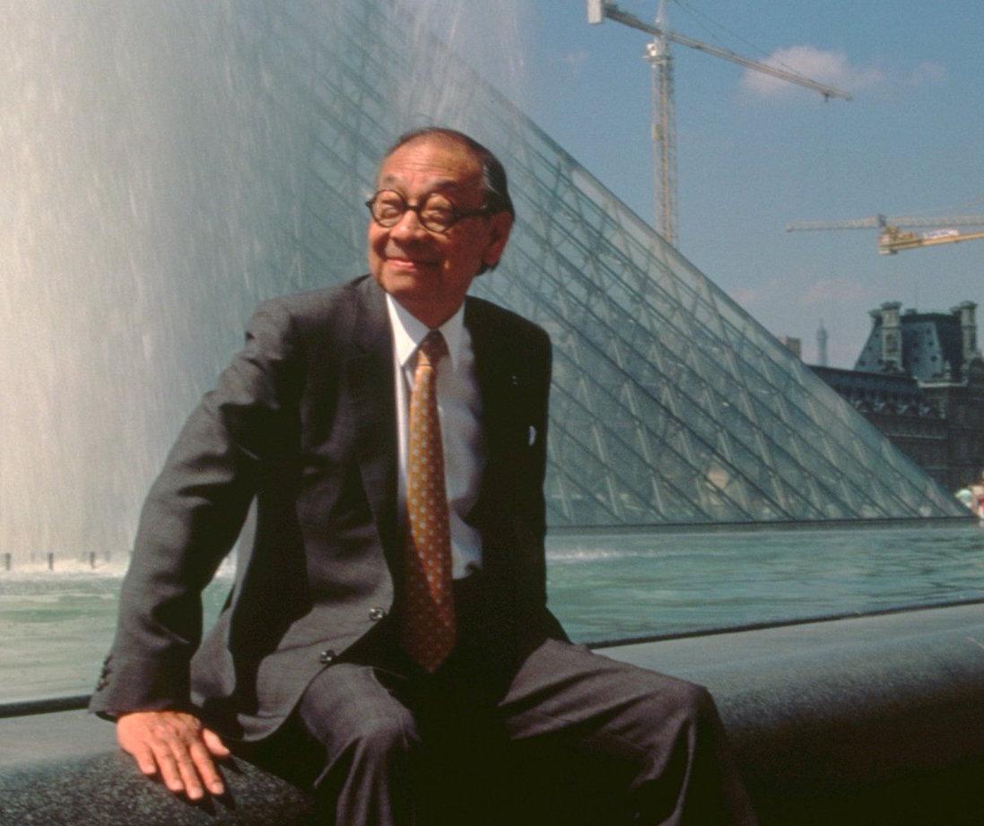 Elhunyt I.M. Pei, korunk egyik legnagyobb építésze