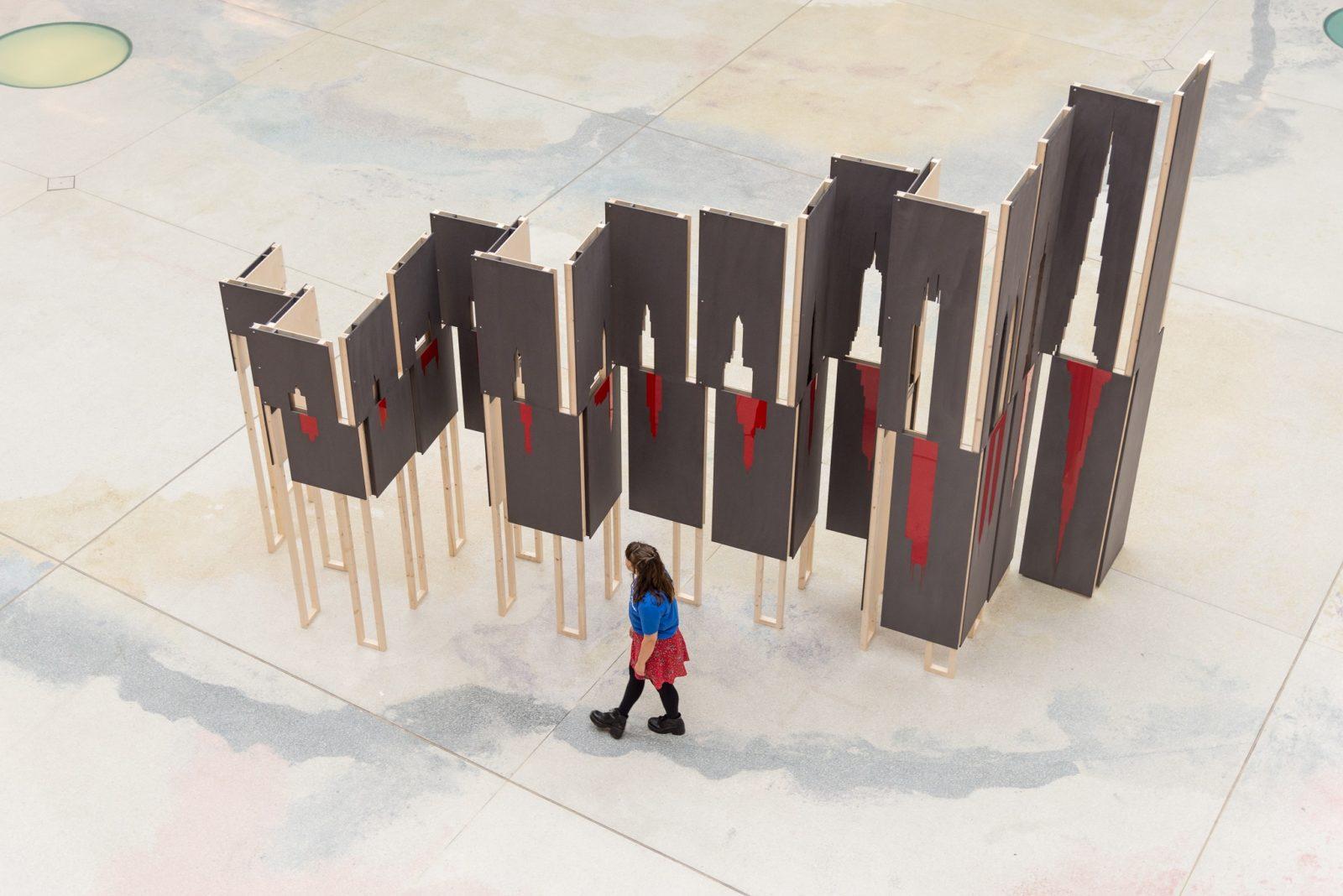 """""""A művészetnek mindig van köze a politikához"""" – Interjú Jonas Staallal"""