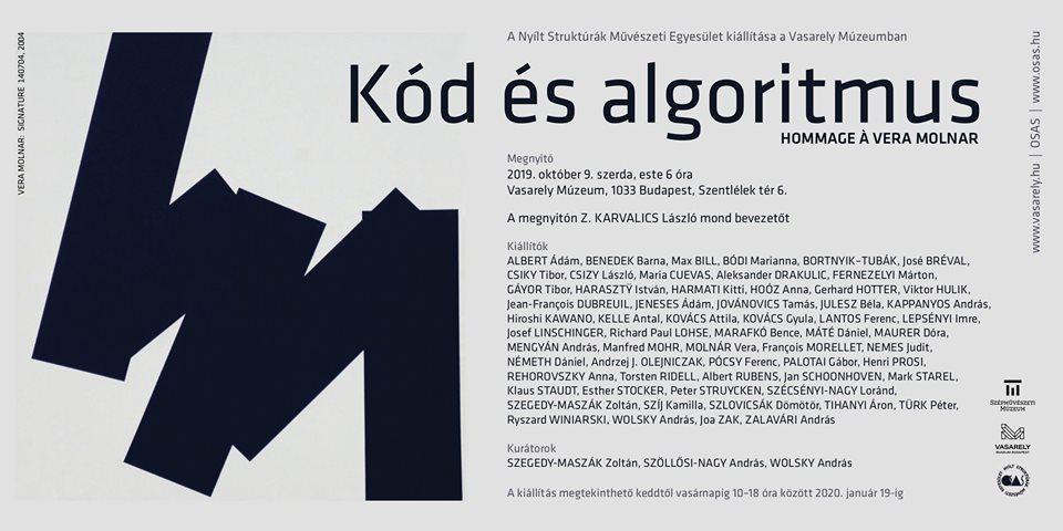 Kód és algoritmus / Code and Algorithm