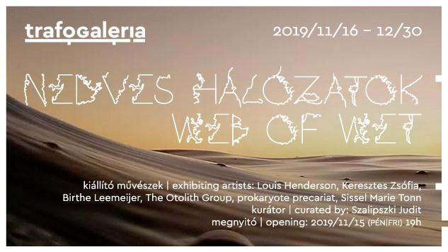 Nedves hálózatok / Web of Wet