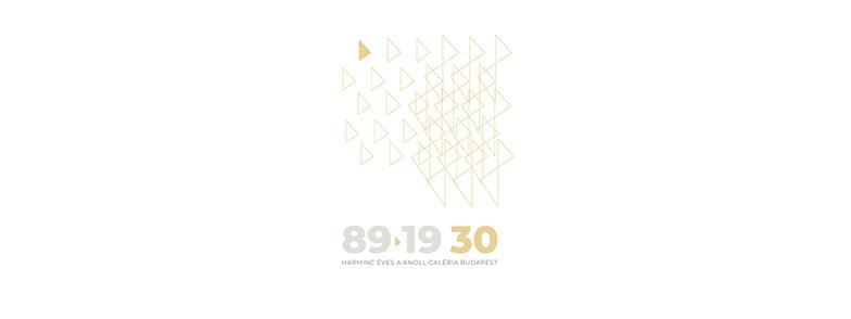 30 éves a Knoll Galéria Budapest – 30th Anniversary