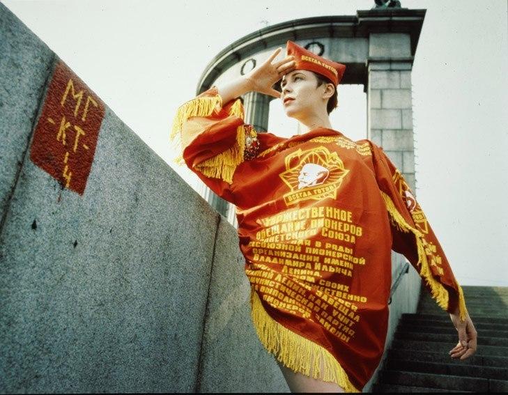 Kelet-európai avantgárd divat: Király Tamás és szovjet kortársai